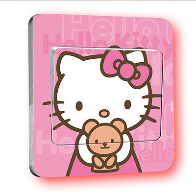 stickers interrupteur hello kitty