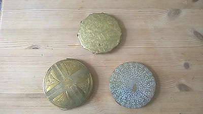 compacts x 3