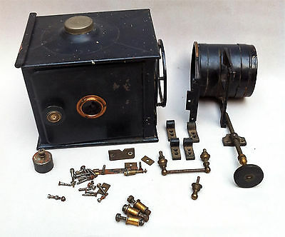 Antico Proiettore Lanterne Molteni Ancienne Projecteur Antique Projector Magic