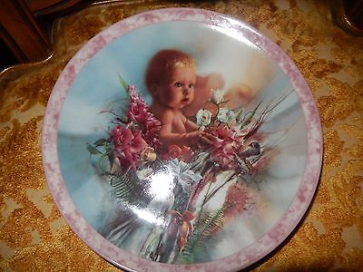 """The Bradford Exchange Collector's Plate """"Timeless Treasure"""""""