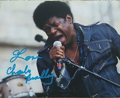 CHARLES BRADLEY SIGNED PHOTO 8X10 AUTOGRAPHED COA autograph Photo 2