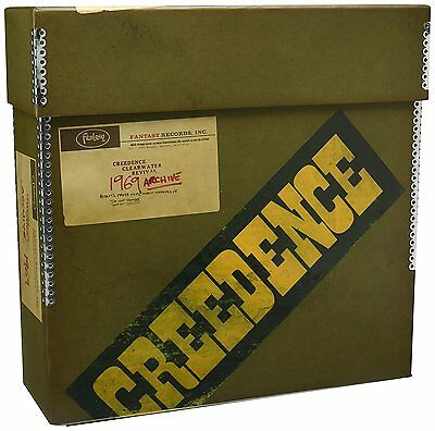 Creedence Clearwater Revival '1969 Box Set' (New Vinyl Box Set)