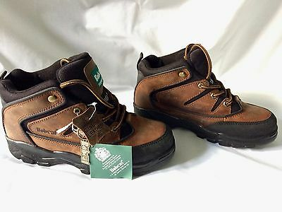 New Bobcat Safety Boots Size 8  Steel Toe Cap