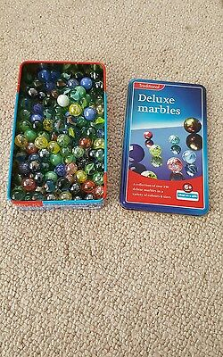 Glass Marbles approx 180