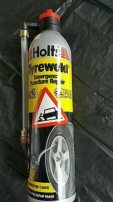 Holts tyre weld