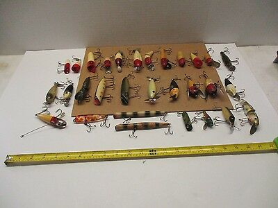 Vintage  Lure *** Must See Set Of 30 Lures********