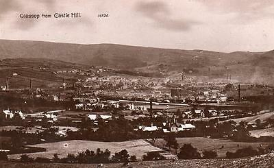 Glossop from Castle Hill unused RP old pc Valentines XL