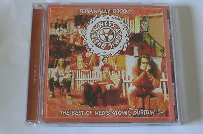 Terminally Groovy - The Best of Ned's Atomic Dustbin (CD, 2003)