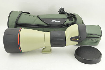 *Excellent* Nikon Field scope ED 82 from Japan #0678