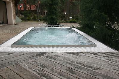 Stainless Steel Swimming Pool -Lepsod Compact