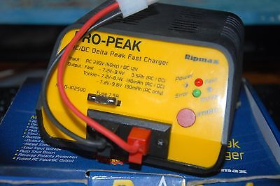 Fast Charger for Tamiya RC Cars etc