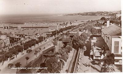 Promenade Dun Laoghaire Kingstown Dublin Cinema ?  unused RP old pc Valentines
