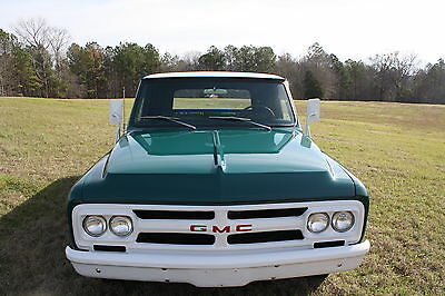 1967 GMC 1/2 Ton Base 1967 GMC 1500 Shortbed Elvis Presley Owned From The Circle G Ranch!