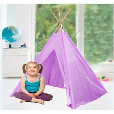 American Kids Awesome Tee Pee Tent Lilac Model Number WK638943
