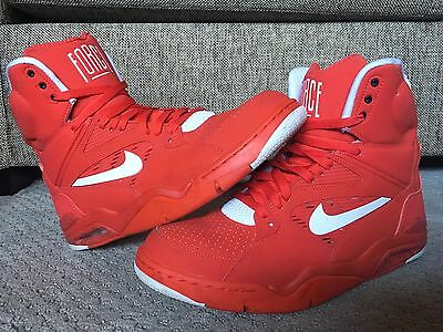 2014 Nike Air Command Force University Red