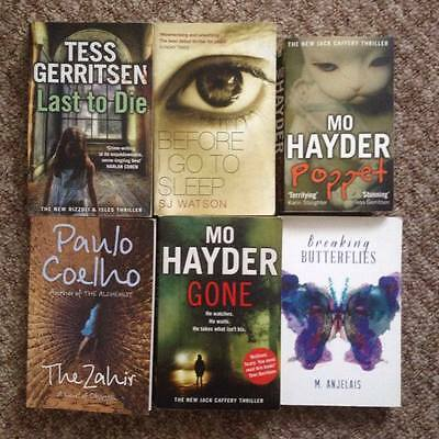 Job Lot of Books - All In Good Condition - lot 1