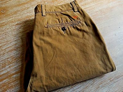 """Dockers """"the Coin Pocket Khaki Chino Cotton Classic Fit Pants Size: 34X34 *nwt*"""