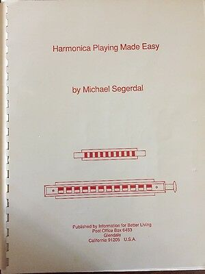 Harmonica Playing Made Easy