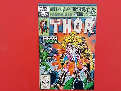 Thor #315 Marvel Comics