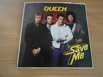 "QUEEN 'Save Me' 7"" Single. 1980. EMI. 5022"