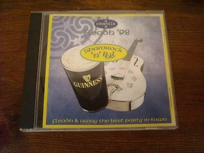 Rare Guinness /0Neils Collectable Odd Shaped C/d Of Irish Music