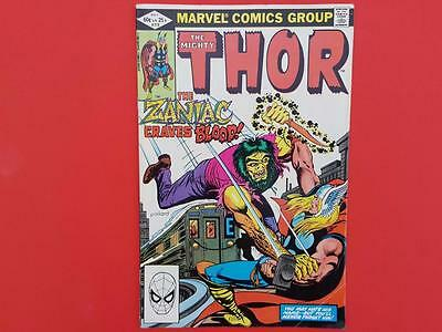 Thor #319 Marvel Comics