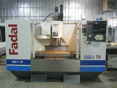 FADAL 2004 4020  40 x 20, 15HP.  BUY WITH OR WITHOUT MIDACO PALLET CHANGER