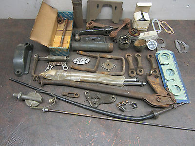 1928 1930  Miscellaneous  Model A parts a few new 1929 1931 Ford