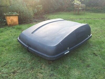 Halfords Car Roof Box
