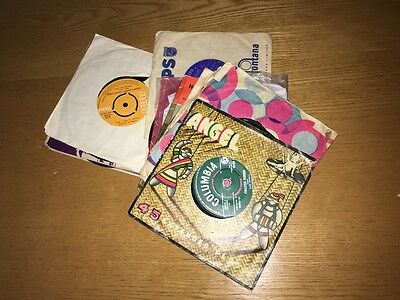 Vintage Vinyl Records - 45rpm & Extended Play