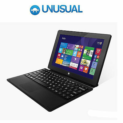 Tablet Unusual 10W 32 GB Gris Con Teclado | C
