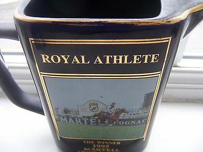 Martell Grand National Water Jug  Royal Athlete 1995
