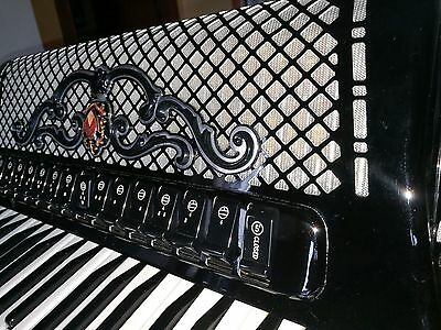 Fisarmonica Accordion Scandalli Super Lx