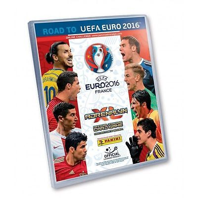 Binder Road To EURO 2016 Adrenalyn XL Complete 333 cards Plus Bonus 11 x Limited