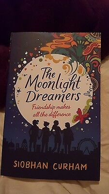 The Moonlight Dreamers book Siobhan Curham