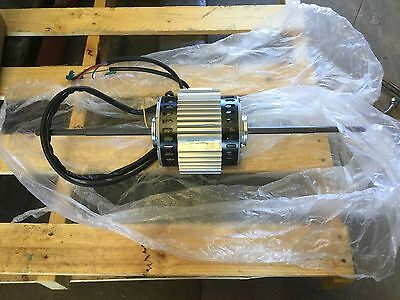 Guangdong Welling Single Phase 400Watt 240Volt 4 Speed Electric Motor