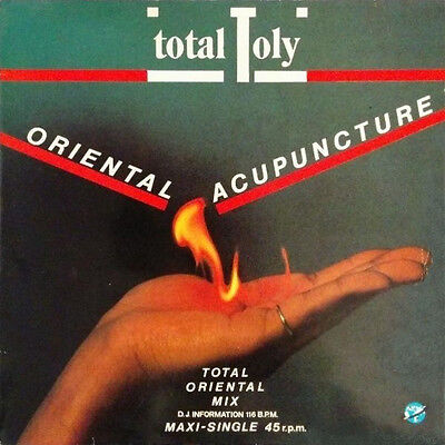 "Italo Disco Total Toly ""oriental Acupuncture"" Maxi Single"