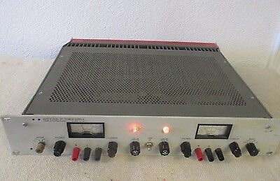 HEWLETT PACKARD HP 6253A Duel Variable Power Supply (0-20V, 0-3A) - Used