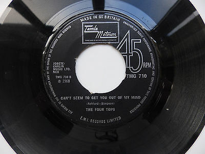 four tops cant seem to get you out of my mind tmg710 northern soul