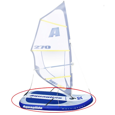 Supersport Dropstich Hull only - Aquaglide