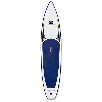 Planche de Stand Up Paddle (SUP) Gonflable Cascade 12'6 AQUAGLIDE