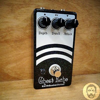 EarthQuaker Devices Ghost Echo Vintage Voiced Reverb Pedal V1 - Free Shipping!