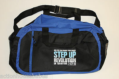 Step Up Revolution - Movie Promo Bag - Duffle - Gym - Promotional - Leed's New