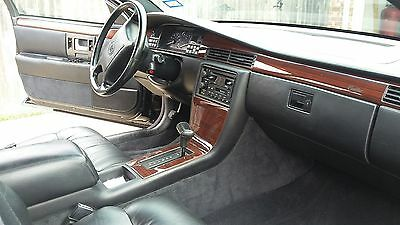 1994 Cadillac STS Gold Package 1994 cadillac STS