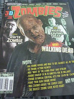 Cinefantastique Presents:the Ultimate Guide To Zombies. Free Uk P+P