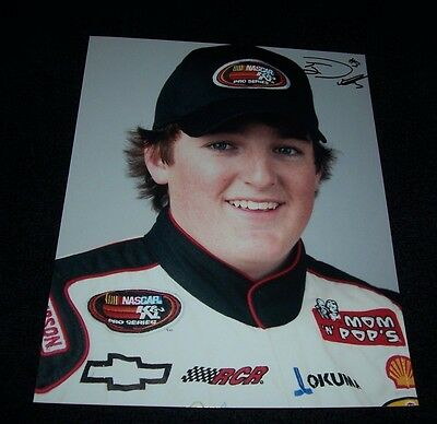 TY DILLON 8 X 10  photo signed with COA Autographed