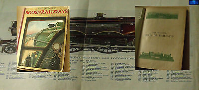 the wonder of railways book ideal modellers & history or bachmann loco detailing