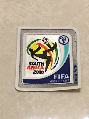 2010 South Africa FIFA World Cup Velet Patch Badge Parche Flicken Toppa Pièce