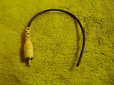 RCA Connector singel project