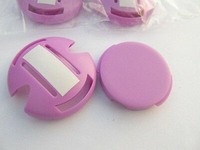 10 Pack Lilac Blank Stethoscope ID Tags - Free Shipping within US